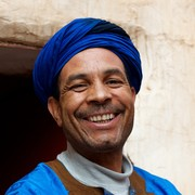 Berber smile in Maro